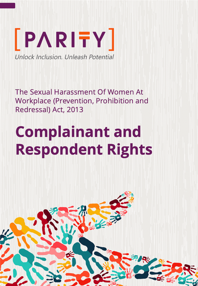 Parity Complainant and Respondent Rights
